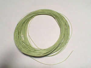 "Patriot Euro Nymph Fly Line .021"" Braid Core"
