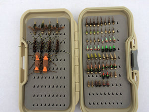 River Nymph Fly Kit