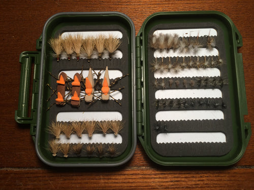 Ultimate Trout Dry Fly Kit