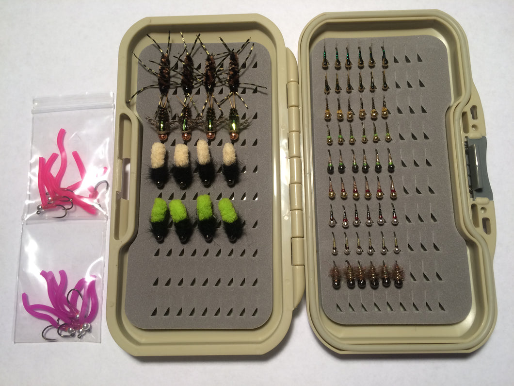 Ultimate Euro Nymphing Fly Kit