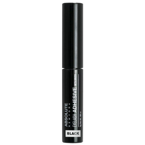 brush on lash adhesive black - absolute new york - lash glue