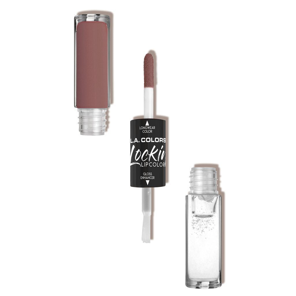 LA Colors Lockin'Lip Color