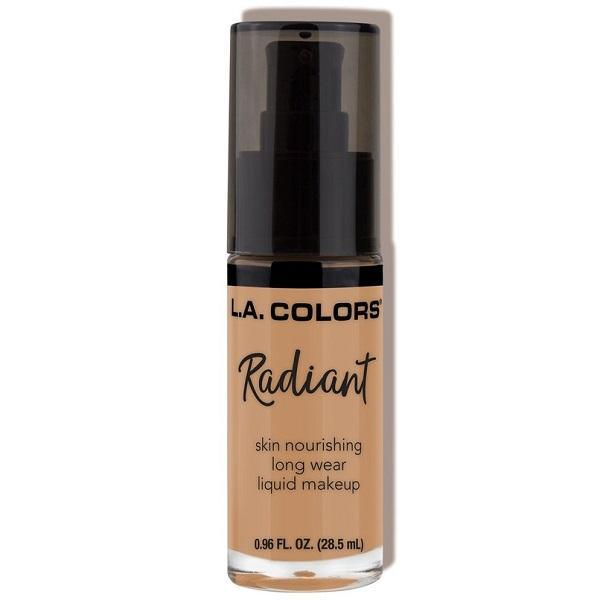LA Colors Radiant Liquid Foundation