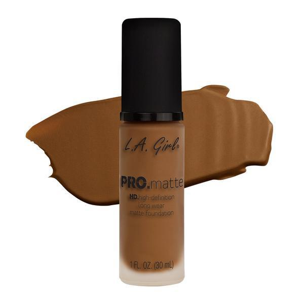 pro-matte-foundation-la-girl-matte-foundation 11