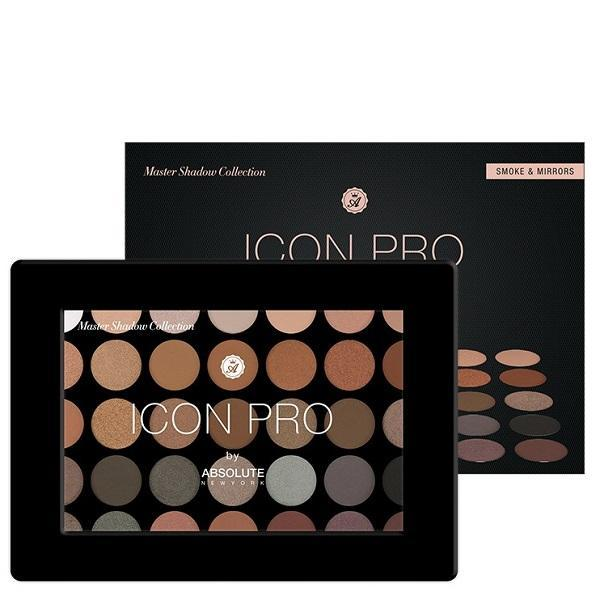 Absolute New York Icon Pro Palette Smoke & Mirrors