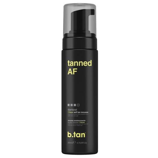 b.tan Tanned AF - Self Tan Mousse
