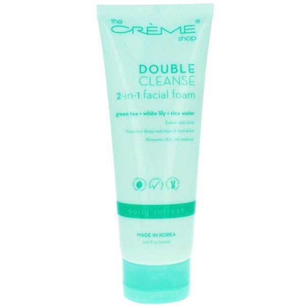 2-in-1-foam-cleanser-green-tea-the-creme-shop