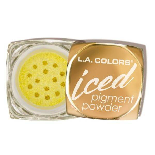 LA Colors Iced Pigment Powder