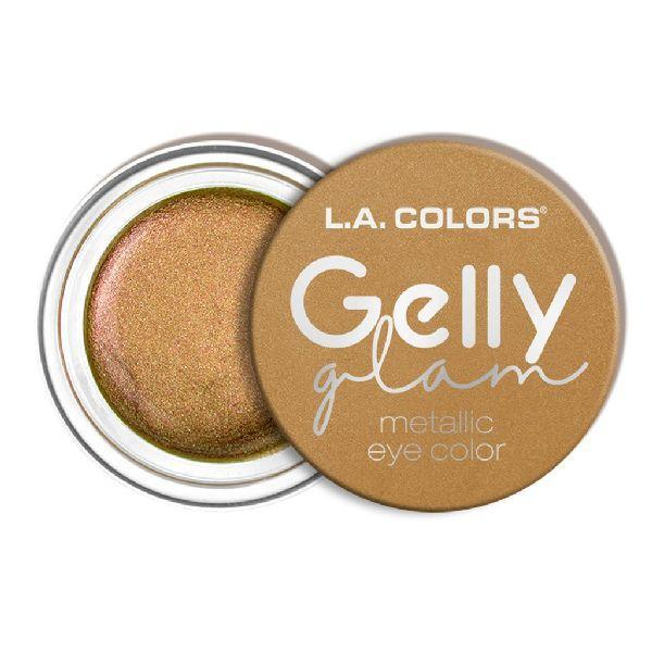 LA Colors Gelly Glam Metallic Eye Color