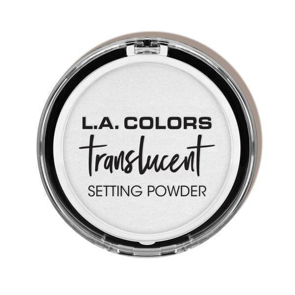 LA Colors Translucent Pressed Setting Powder