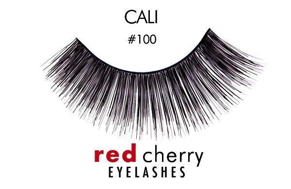 1cali - red cherry lashes - lashes