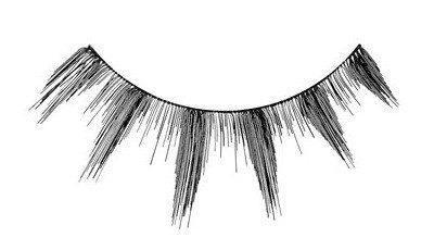134 black lashes - ardell - lashes
