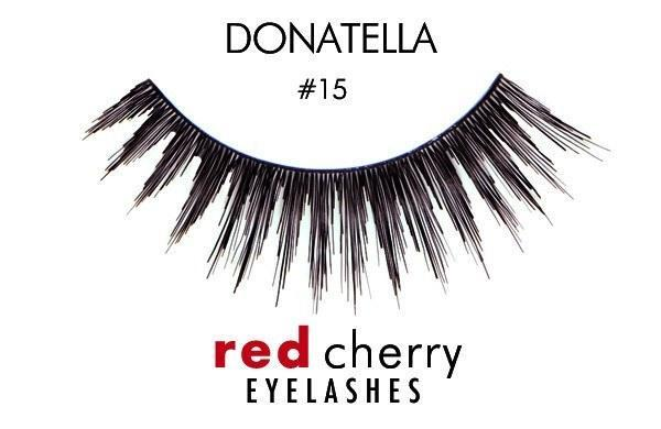 15 - donatella - red cherry lashes - lashes