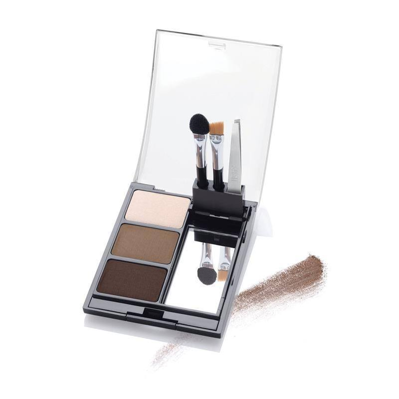brow powder pallet dark - ardell - lashes