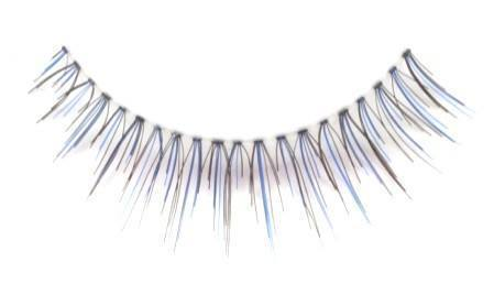 color impact lashes 110 blue - ardell - lashes