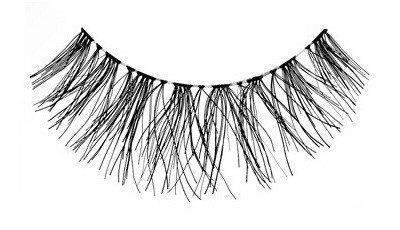 invisiband lashes wispies black - ardell - lashes