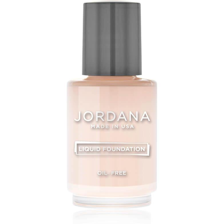 Creamy Liquid Foundation Jordana Cosmetics