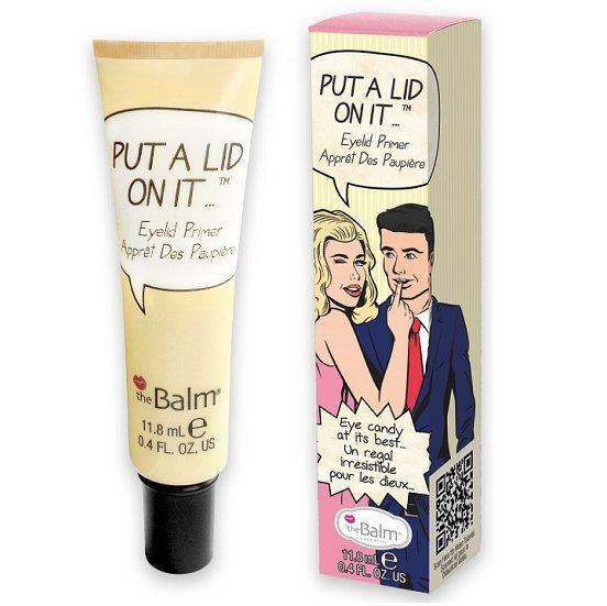 put a lid on it eyeshadow primer - thebalm - makeup