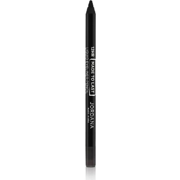 12 HR Made To Last Liquid Eyeliner Pencil Jordana Cosmetics