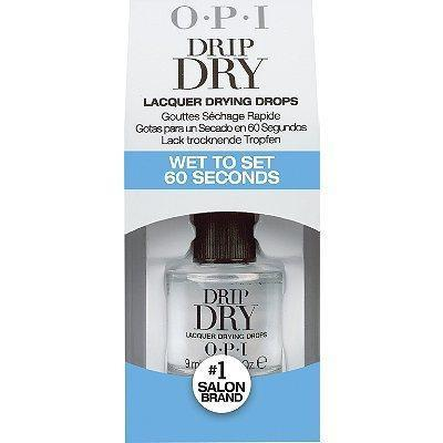 drip dry lacquer drying drops .3 oz - opi - nail polish
