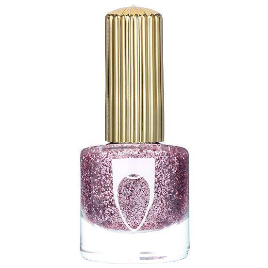 the pink nugget - floss gloss - nail polish