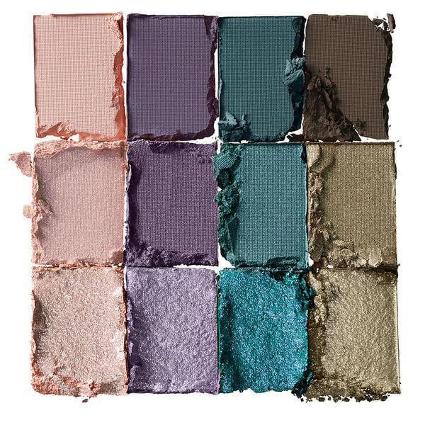 NYX Ultimate Multi-Finish Shadow Palette