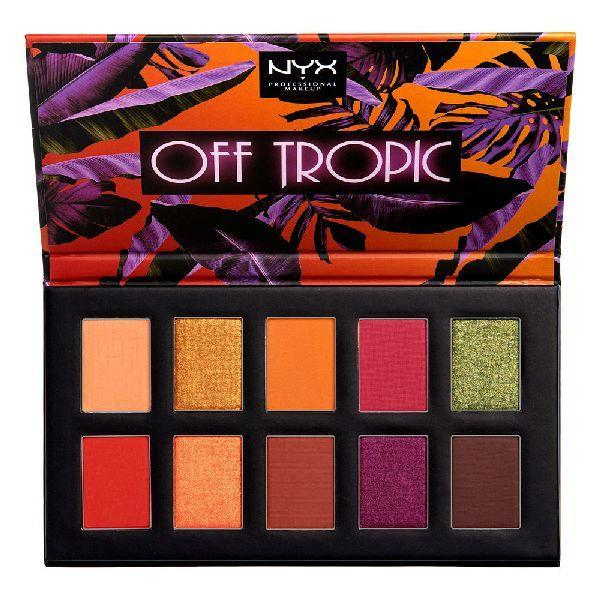 NYX Off Tropic Shadow Palette Shifting Sand