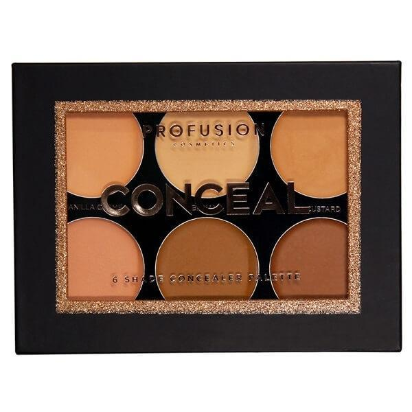 Profusion Cosmetics Conceal Palette