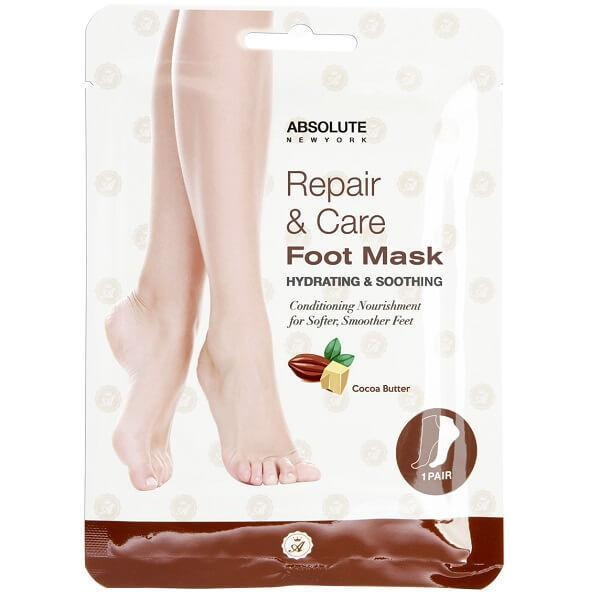 Repair Care Foot Mask Absolute New York AFTM02