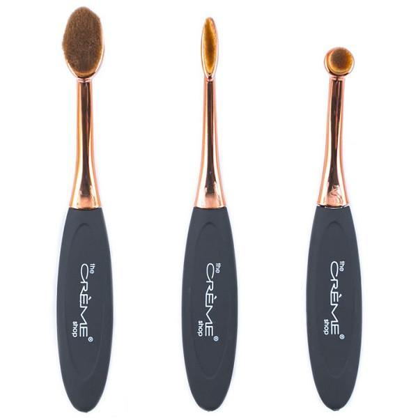 The OMG Brush Trio Set The Creme Shop