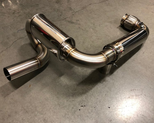 "Treal Performance 2017-2020 Can-Am X3 ""Sport"" Exhaust"