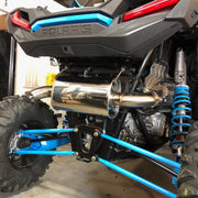 "Treal Performance 2016-2020 Polaris RZR XP Turbo / S ""Slip On"" Exhaust System"