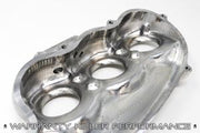 WKP Mona Lisa Can Am Maverick X3 Billet Aluminum Intake Manifold