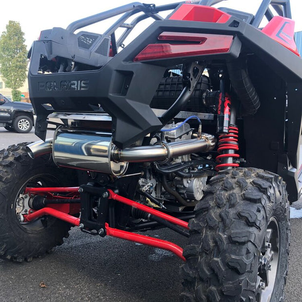 Treal Performance 2020 Polaris RZR ProXP Turbo Back Exhaust System