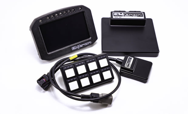 Emtron Complete ECU Bundle | Can-Am X3