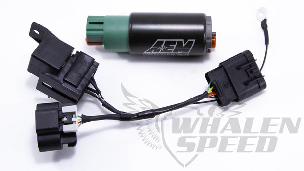 WSRD Can-Am X3 Fuel Pump & Rewire Harness | E85