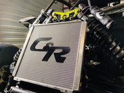 C&R Can-Am X3 Single Pass Performance Radiator
