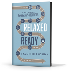 Relaxed and Ready Book