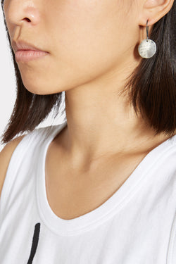 SILVER EARRING (Small)