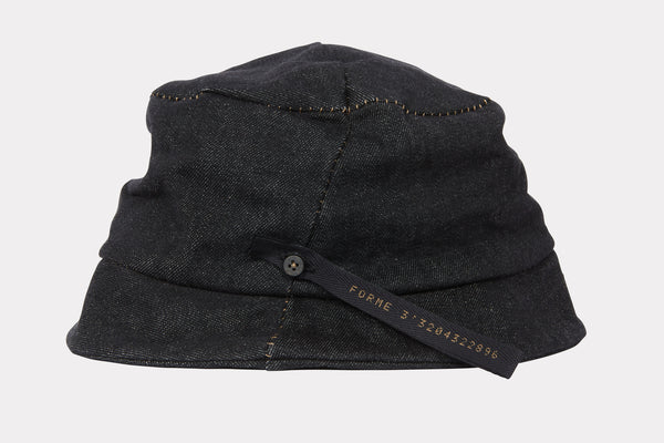 DENIM DERBY HAT