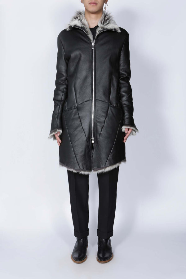 Sheep Shearling Coat