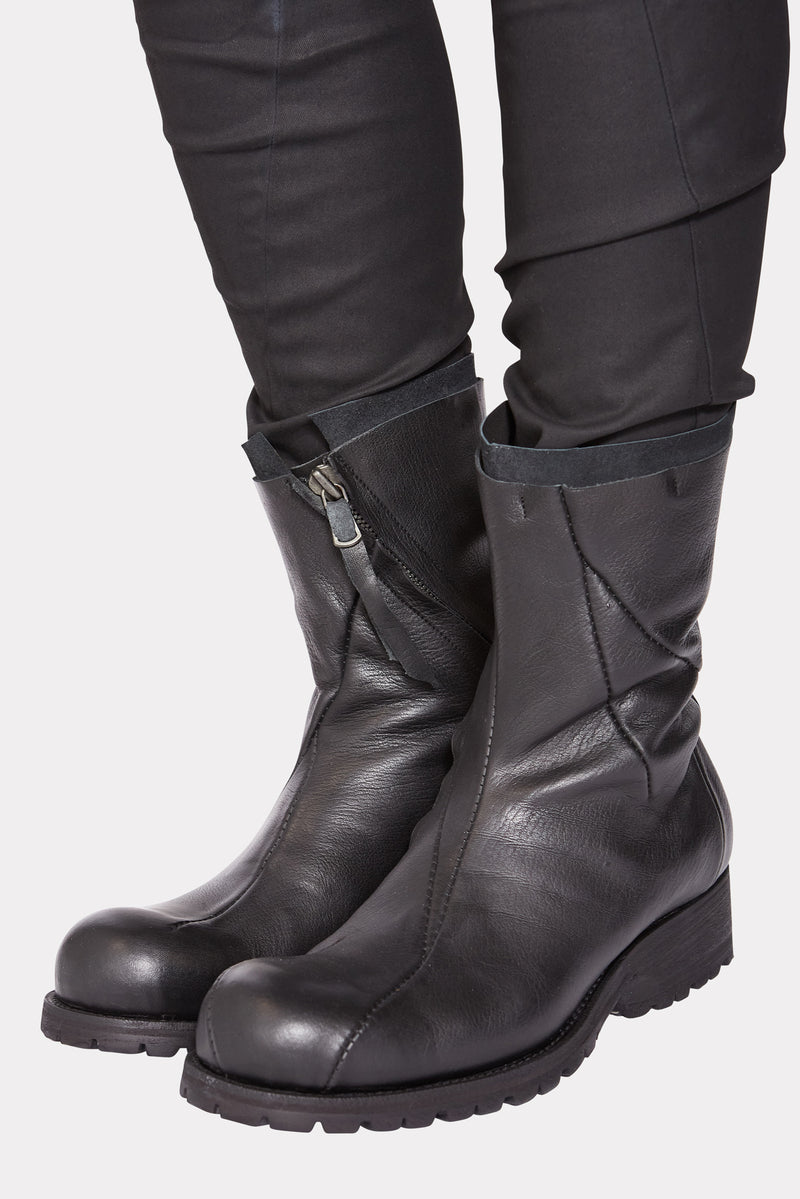 Distortion Tall Boots