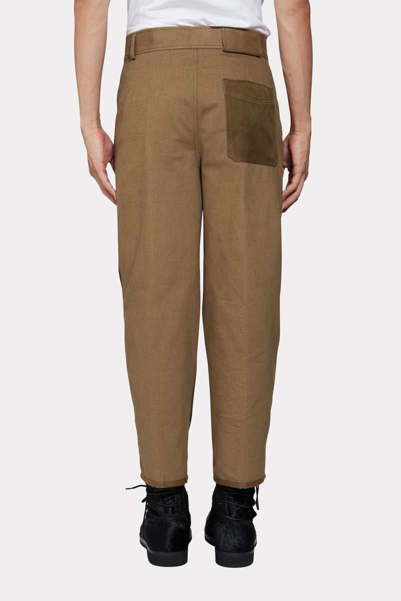Beaumont Cropped Trousers