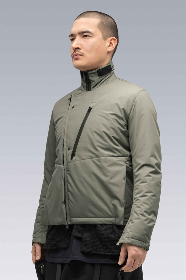 J68-PL 2L Gore-Tex Infinium™ Windstopper® Rider Jacket - ALPHA GREEN
