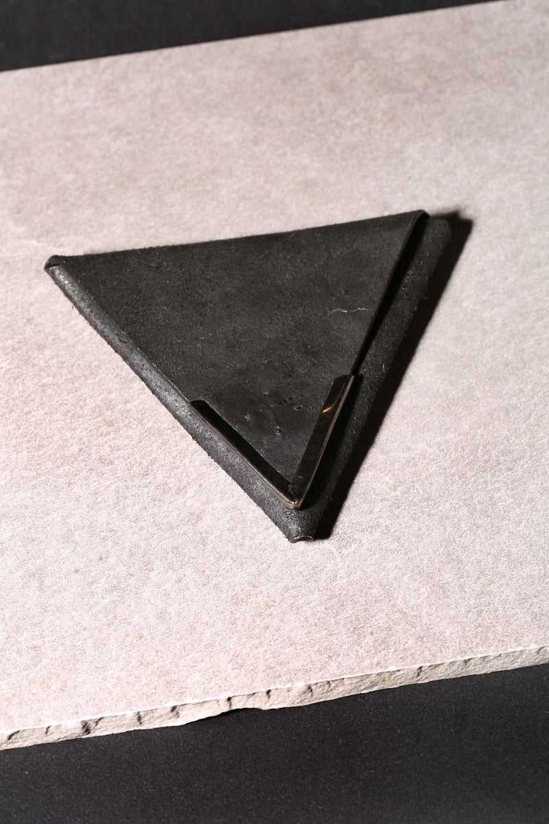 Leather Folding Pouch