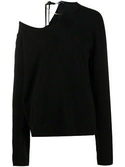 Black Irek Jumper