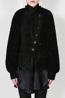 Black Mahler Jacket