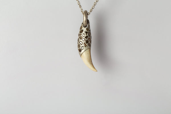 Bear Tooth Necklace Ghost Hybrid