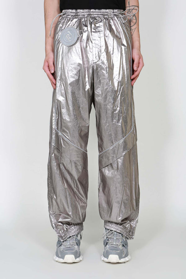 Metallic Trousers