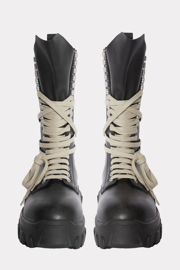 Lace-up Bozo Tractor Boots